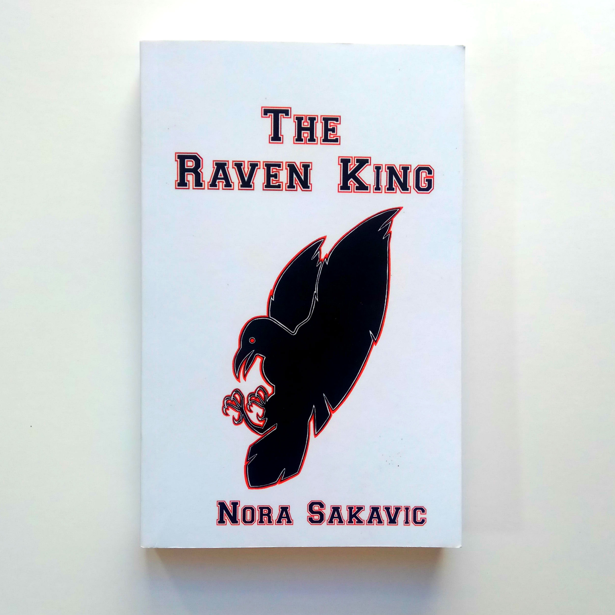 Book review the raven king by nora sakavic